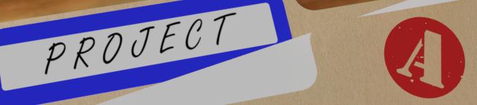 "File folder marked ""Project A"""